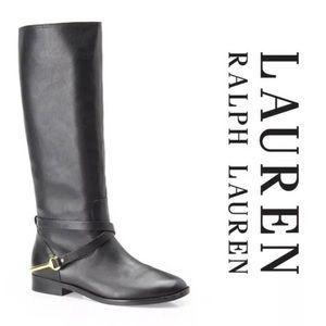 Ralph Lauren Jenny riding boots. Size 9b